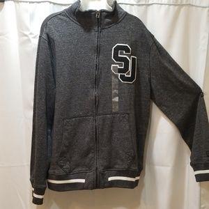 NWOT  Sean John fleece jacket Size XL